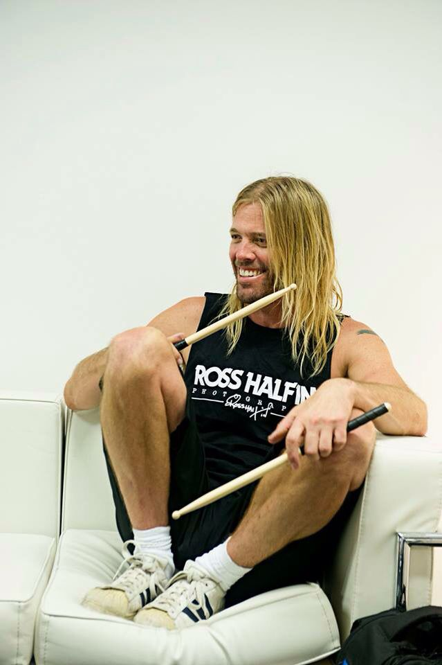 What a cutey!! Taylor Hawkins