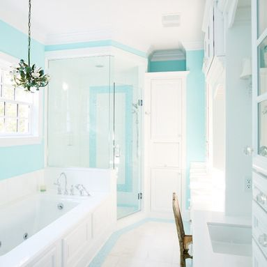 Tiffany Blue Design Ideas, Pictures, Remodel and Decor