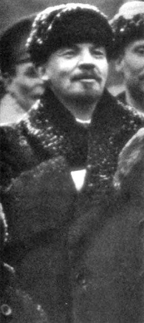 Vladimir Lenin (b. 1870 - d. 1924) Harbinger of the bloody 1917 Communist Russian Revolution. Hidden hand.