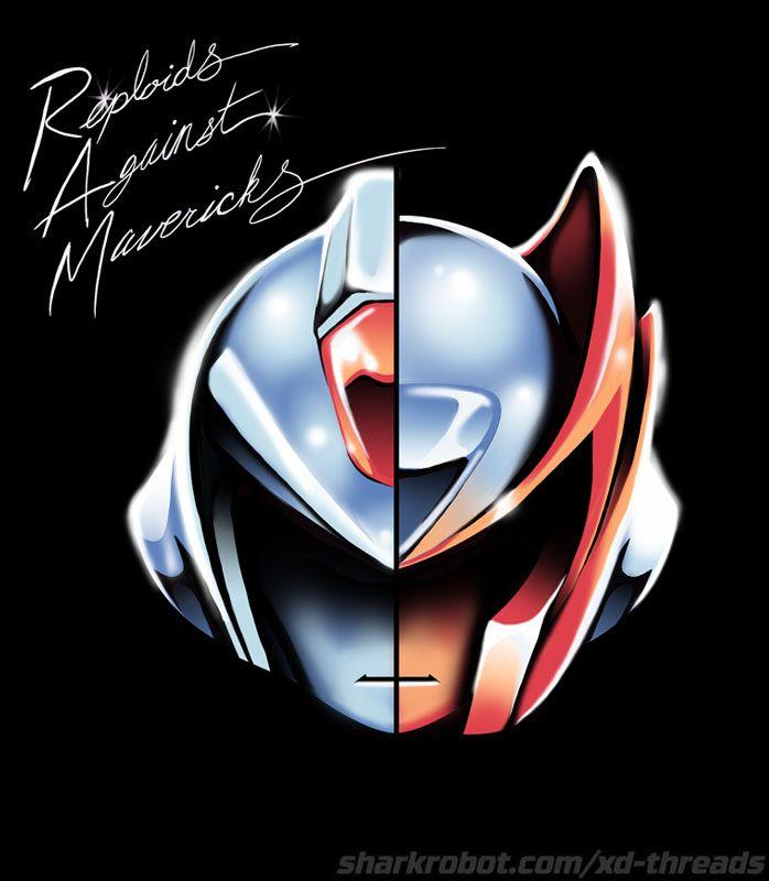 Daft Punk/Mega Man X