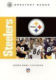 NFL Greatest Games Series: Pittsburgh Steelers Super Bowls [5 Discs] [DVD]