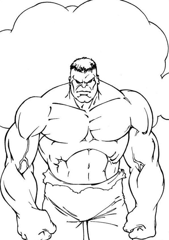 Print Coloring Image Momjunction Avengers Coloring Pages Cartoon Coloring Pages Hulk Coloring Pages