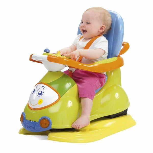 Jeździdełko dla dzieci 4w1 Quattro