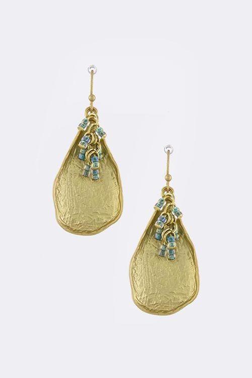 Cala Earrings on Emma Stine Limited . BEAUTIFUL.  LOVE THESE