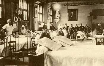 histoire des hôpitaux de rouen | Liste des soldats décédés à l'Hôpital n°1