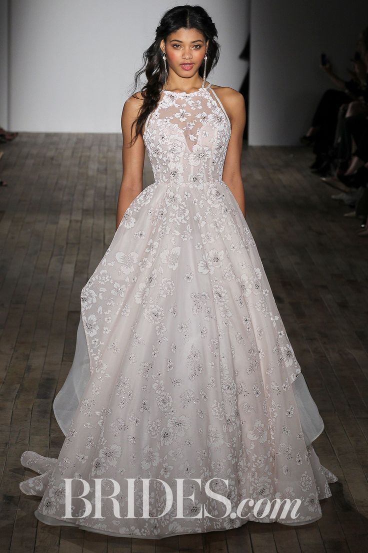 Best 664 [2018] Spring Bridal images on Pinterest | Wedding frocks ...
