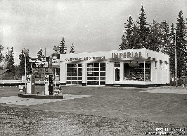 Vintage Service Station Garage : Best images about vintage gas stations on pinterest