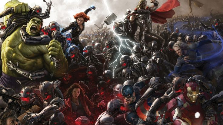 Epic story, Im pretty sure I am crazy enough to sit through this myself.  I have a few friends I think might actually join me.    The 28-hour Marvel Marathon nearly cost our writer his sanity