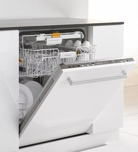 G5675scvi Miele Futura Dimension Fully Integrated Dishwasher With Cutlery Tray Custom Panel Liances In 2018