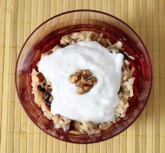355 zdrowych przepisów dla Ciebie: szybko, smacznie i tanio!: Smakowite muesli jabłkowe
