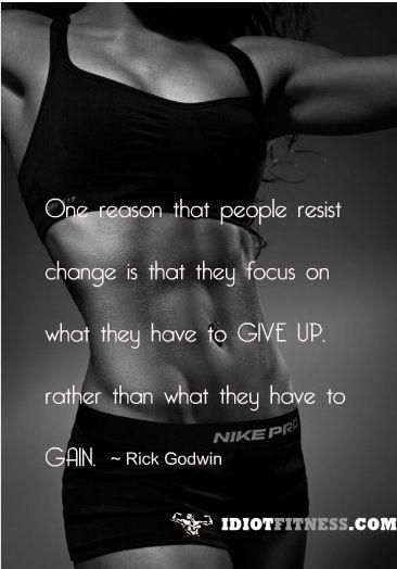 Fitness Motivational Quotes   Best 101 Pinterest Fitness Inspirational Quotes   Idiot Fitness