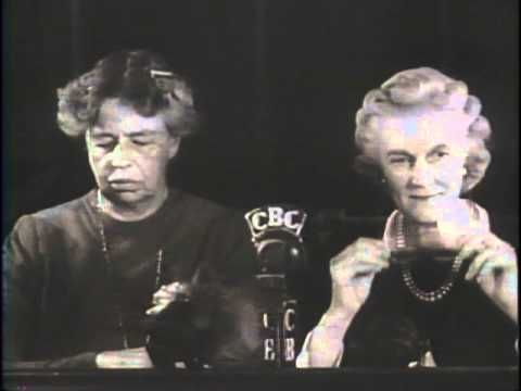 Un vidéo d'archive illustrant quelques moments de la Conférence de Québec. CSA #quebec #WWII #Roosevelt #Churchill #King