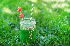 3Succhi verdi a basso contenuto calorico per perdere peso