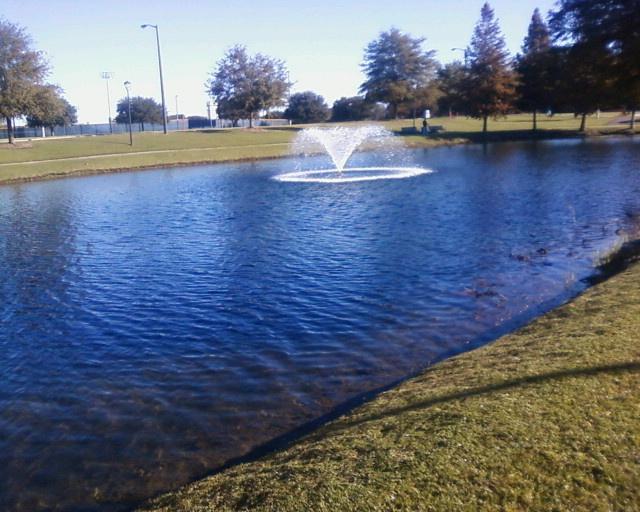 Mill Creek Park In Statesboro GA