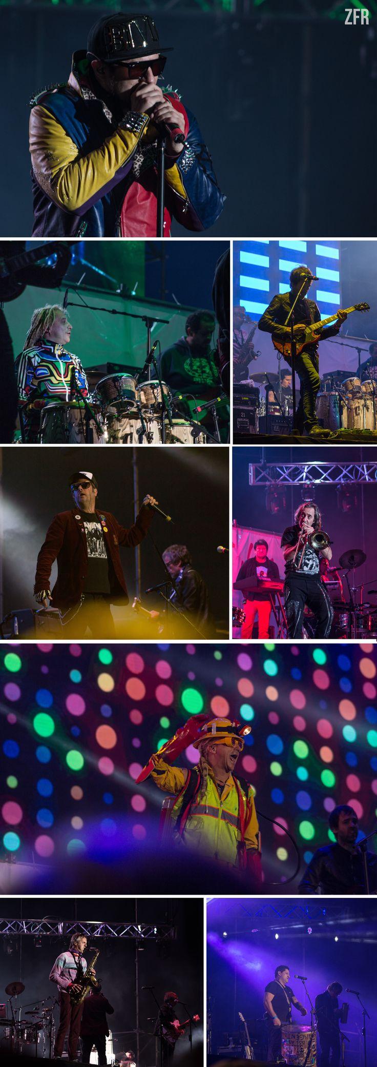 Jamming Festival Los Auténticos Decadentes #jammingfestival #losautenticosdecadentes