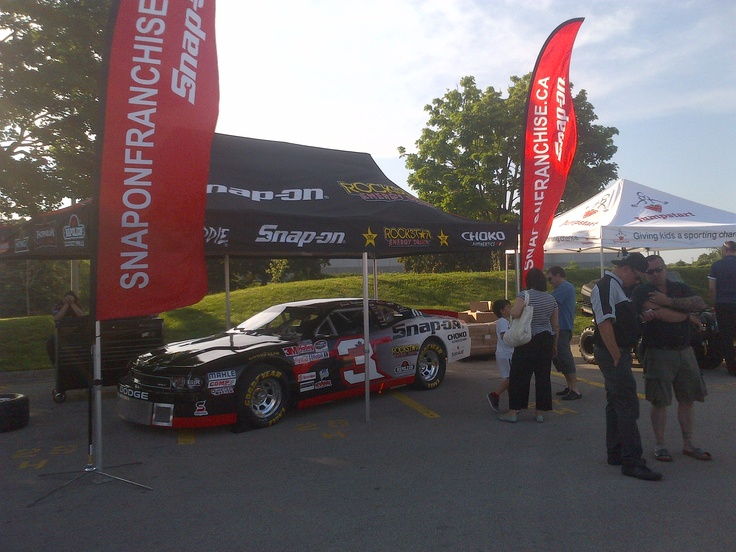 Snap-on Tools/Rockstar Energry Drink Dodge at the Snap-on Tools Masters of Metal in Burlington! Cool stuff