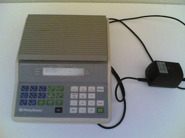 Bilancia elettronica pesa lettere fino 2 kg   Electronic scale weighs letters