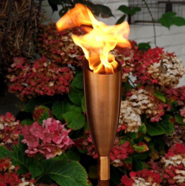 Pisa Oillamp Popular danish designed oillamp with modern design and wide flame