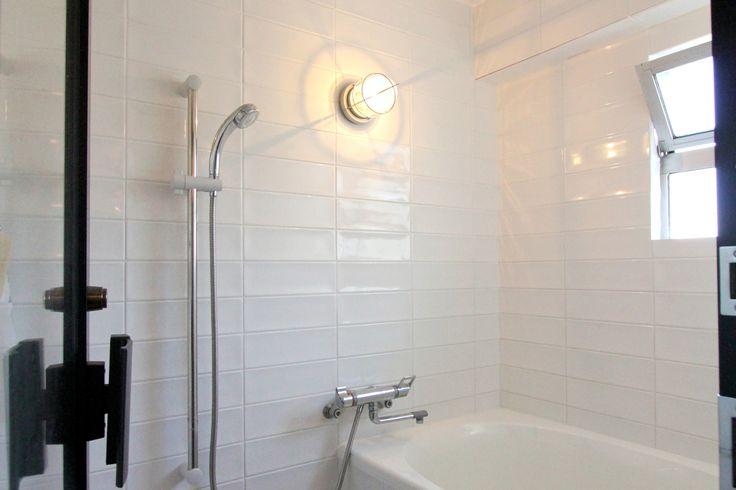 BATHROOM/POWDERROOM/TOILET/TILE/浴室/洗面室/バスルーム/トイレ/タイル/リノベーション/フィールドガレージ/FieldGarage Inc.