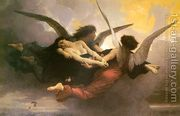 A Soul Brought to Heaven 1878 by William-Adolphe Bouguereau
