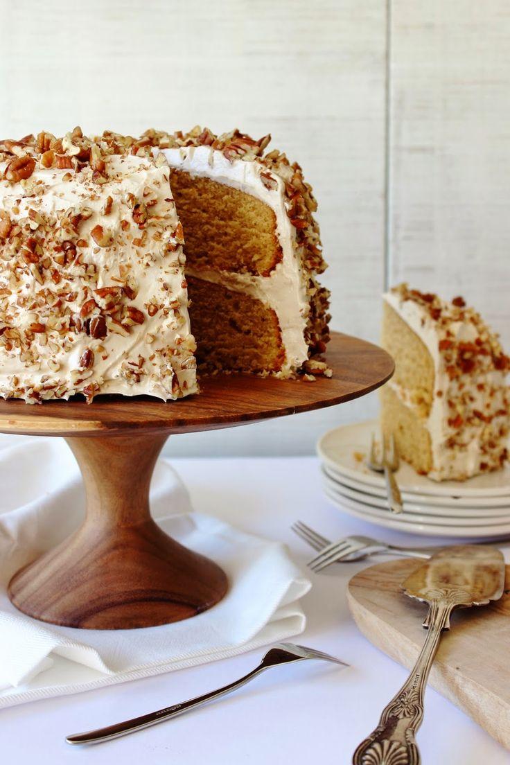 Herfsttaart (Autumnal Birthday Cake)