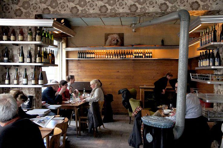 Le Delecta - winebar - Flagey