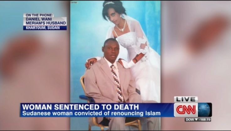 BREAKING: Sudanese Christian Mother's Death Sentence Cancelled