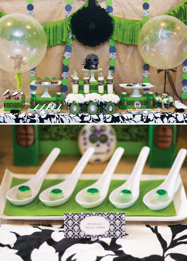{New Orleans Style} Adult Halloween Voodoo Party  ~ 174729_Birthday Party Ideas Adults