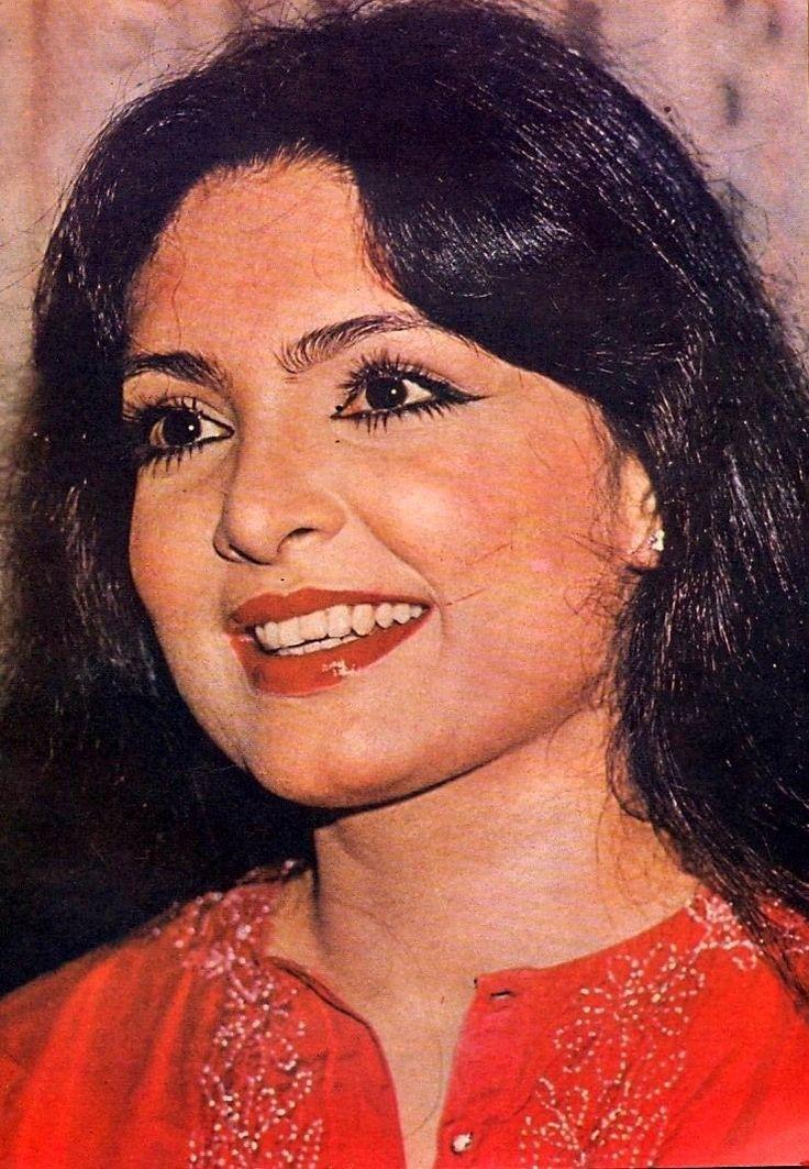 Bharathiya: Parveen Babi, Indian Actress, Model