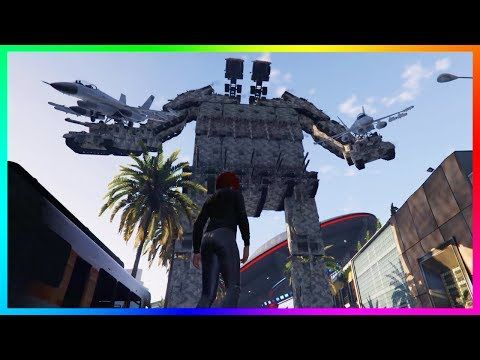 cool Hackers & Modders Have Now Taken Over GTA Online On Console
