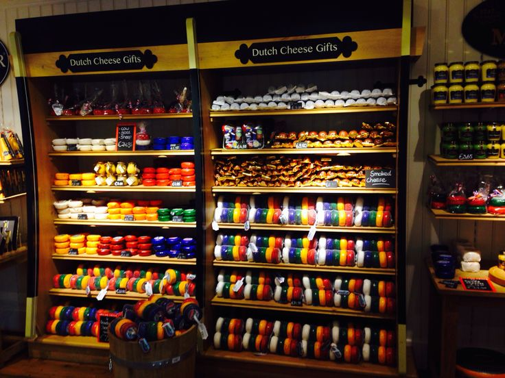 Volendam cheese factory