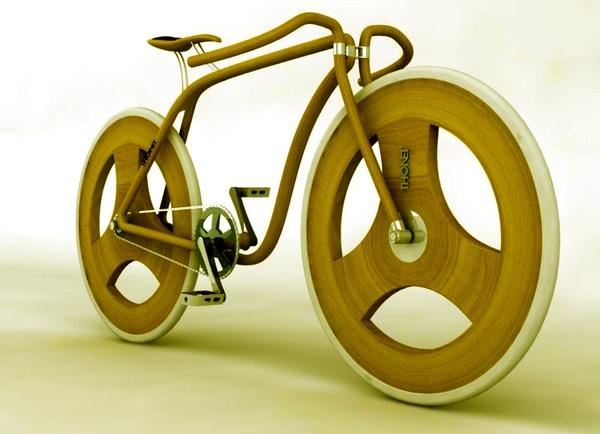 Bike by Raul Cano, via Behance