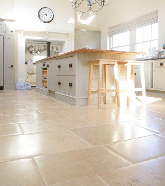 longcroft limestone in a artisan distressed finish
