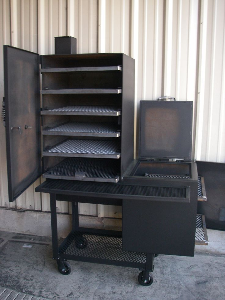 how to make an indoor oven smoker