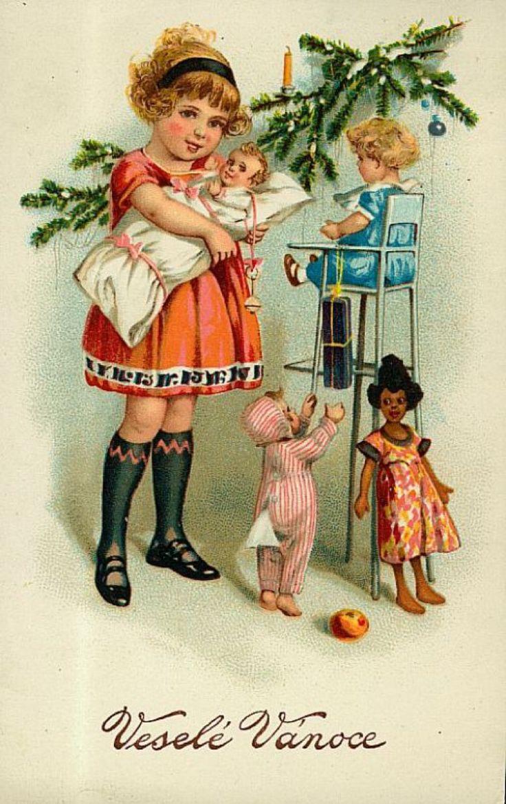 Картинки открыток в разные времена