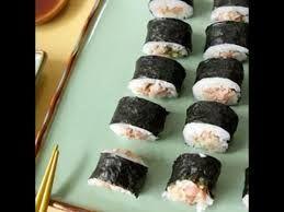 Denny Chef Blog: Rotolini di sushi piccanti al tonno fresco