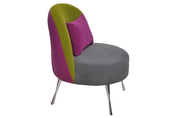 Wesoły Fotel 3/2 Happy Barok #fotel #armchair #chair #meble #furniture #house #home #dom #mieszkanie #homedesign #homedecor #livingroom #livingroomdesign #salon #new #polish #design #designer #happy #barok #thebest #poduszka #pilow #colour #colourful #onemarket.pl