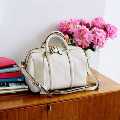 Sofia Coppola-Louis Vuitton bag collaboration    Live a luscious life with LUSCIOUS: www.myLusciousLife.com