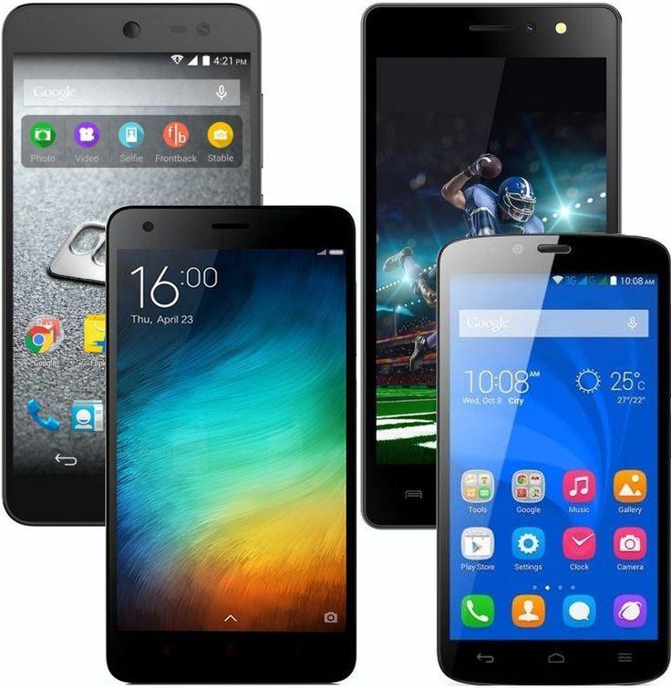 Top 10 best smartphones below Rs 6000
