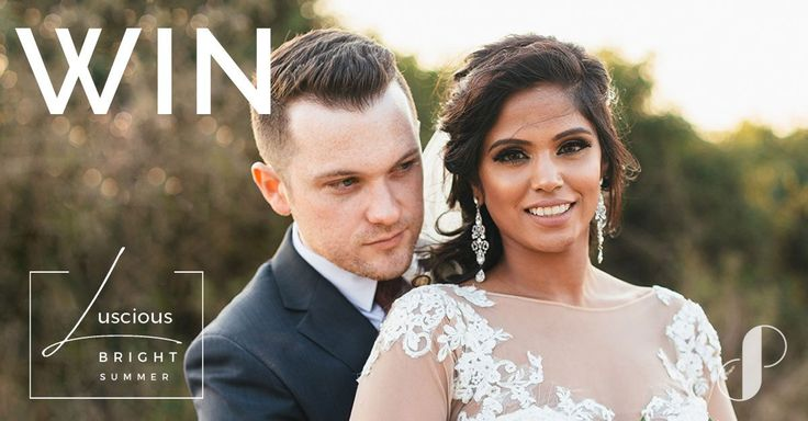 Luscious Bright Summer photographers in KZN is giving away a wedding day photo shoot valued atR15,000! Get your Photography Session in Durban: ENTER NOW!