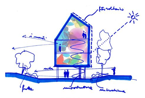 Sede uffici e showroom Sedus, Turate (Mi), Italia – Concorso a inviti | Frigerio Design Group