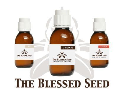 The Blessed Seed is the original and best black seed oil provider, selling 100% organic cold pressed oil with valuable medicinal properties to cure severe health issues. The only company, offering strongest and 3 different strengths of pure & quality black cumin seed oil in the world.