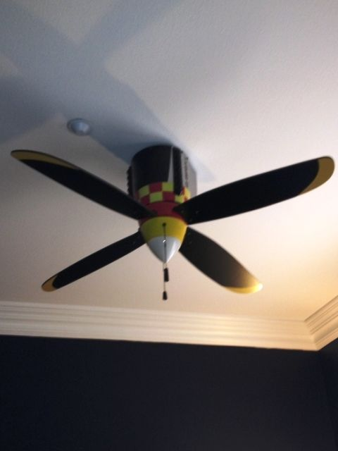 Best 25 Airplane Ceiling Fan Ideas On Pinterest