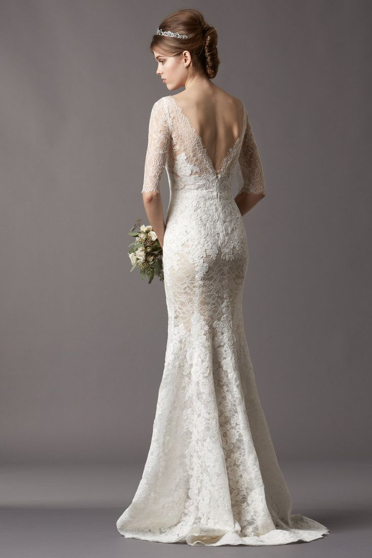 Watters Brides Kerry Gown Available at StarDust Celebrations | Dallas, Texas | Bridal Salon | www.stardustcelebrations.com