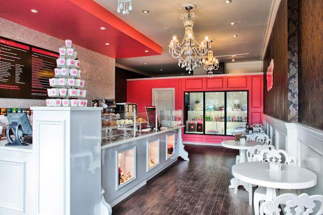 Memories of my pretty pink bakery