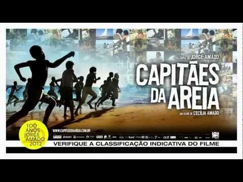 """#Nacional - Filme: """"Capitaes de Areia"""". Filme inspirado na obra de Jorge Amado que retrata a vida de um grupo de meninos de rua, que tem como cenario a Bahia. Uma discussão maravilhosa e bem brasileira. Um filme que me inspira muito!"""