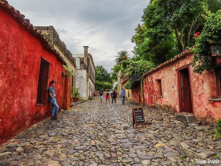 Day Trip From Buenos Aires To Colonia Del Sacramento Uruguay Trimm Travels Day Trip Colonia Uruguay Trip