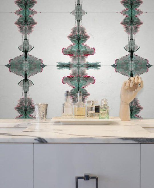 thx apartment therapy for featuring our new Timorous Beasties tile collection (Rorschach) -Trend Spotting: Rorschach-Inspired Inkblot Patterns