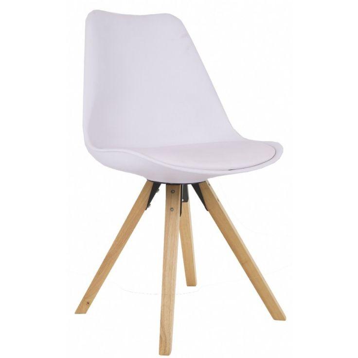 Austin Dining Chair White