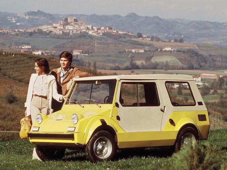 Fiat 126 Cavaletta 1976
